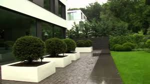 Gartengestaltung Mit Steinen Und Grsern Modern Moderne Garten Mit Steinen U2013 Spinjo Info