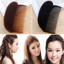 hair puff accessories hot 2017 new hair puff paste heightening princess hairstyle device