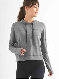 gapfit hoodies u0026 jackets gap
