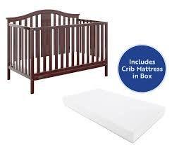 Convertible Crib Mattress Graco Solano 4 In 1 Convertible Crib With Mattress Reviews Wayfair