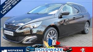 peugeot 308 sw allure 1 2 130pk full led navi panorama