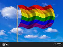 Rainbow Pride Flag Rainbow Pride Flag Symbol Lgbt Image U0026 Photo Bigstock