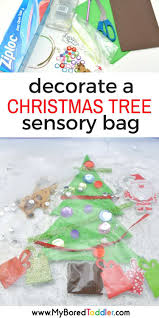 toddler tree sensory bag my bored lowes