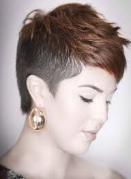 hair cuts that are shaved on both sides and long on the top for women short shaved hairstyles for women short haircuts haircuts and