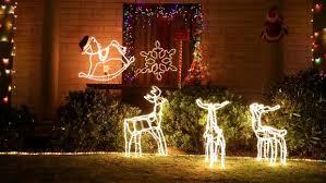 where to see christmas lights stuff co nz