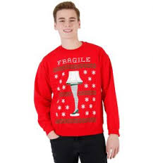a christmas story leg l lights a christmas story bunny union suit pajama ugly christmas sweaters