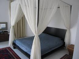 Black Canopy Bed Black Canopy Bed Drapes Pictures Reference