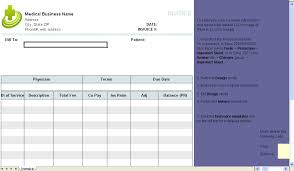 Invoice Template For Excel 2007 Invoice Template Invoice Software