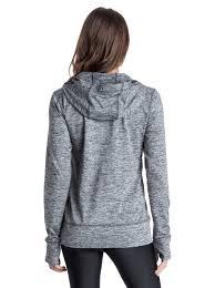 Sweater With Thumb Holes Vertigo Hoodie Arjjk03014 Roxy