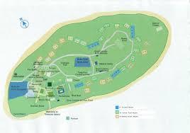 Fiji Islands Map Island Resort Treasure Island Fiji Resort Map