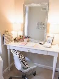 Makeup Organizer Desk by A Lilly U0027s Nest March 2015