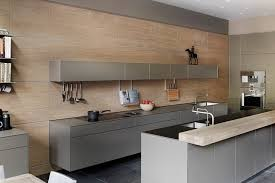 Kitchen Design Ideas Bulthaup Grey Units Worktop Wine Fridge Grand Design Kitchens