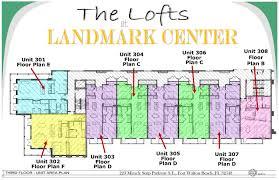 landmark center mixed use development downtown fort walton beach fl