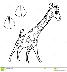 hen with paw print coloring pages vector stock vector image