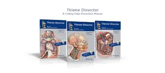 Human Anatomy And Physiology Videos Thieme Dissector U2013 A Complete Dissection Manual