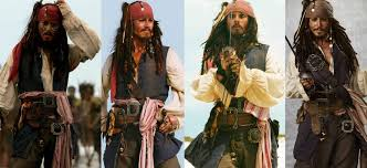 jack sparrow costuming a pirate u0027s compendium