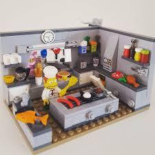 lego kitchen by littlebrettylegolife lego pinterest kitchen cook cooking