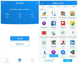 apk extract how to extract apk file from installed apps using shareit