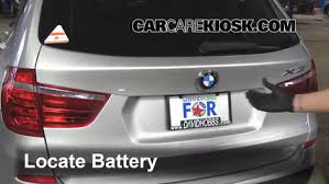 bmw battery car for battery replacement 2011 2016 bmw x3 2013 bmw x3 xdrive28i 2 0l