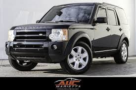 land rover lr3 white 2006 land rover lr3 hse stock 357898 for sale near marietta ga