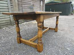 Refectory Dining Tables Beautiful Hand Stripped 6ft Solid Oak Refectory Dining Table