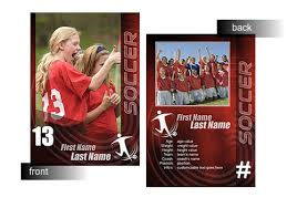 custom card template baseball card template psd free card