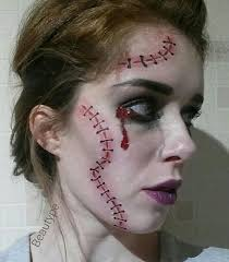halloween face makeup 68 scary halloween makeup ideas to creep your friends out at the