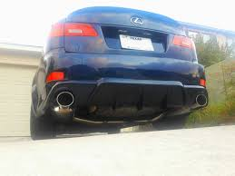 lexus is 250 dallas used tx 06 13 is250 is350 tsudo axle back sp2 exhaust clublexus