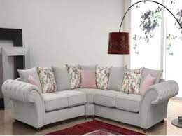 Light Grey Corner Sofa Verona Sofa Range Sofas Ireland - Cornor sofas