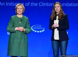 hillary clinton s childhood clinton s daughter chelsea expecting her second child
