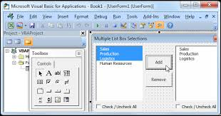 multiple list box selections in excel vba easy excel macros