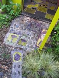 942 best mosaic stepping stones images on mosaic
