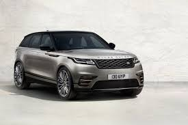 matte black range rover price new range rover velar revealed in pictures by car magazine