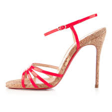 christian louboutin belbride 100mm sandales rose paris chaussure