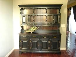 diy kitchen sideboard kitchen wooden sideboards black buffet table