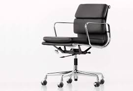 vitra bureau eames ea 217 chair designed by charles eames twentytwentyone