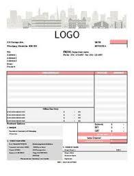 proforma invoice templatess xls format microsoft excel invoice