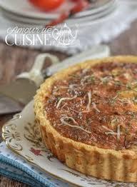 herv cuisine quiche recette de la tarte au thon poivron et herbes par hervé cuisine