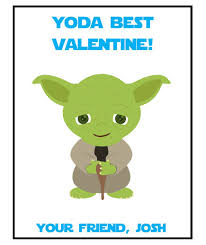 yoda valentines card 10 s day cards for kids that are almost adorable
