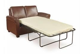 Brown Leather Sleeper Sofa Loveseat Sleeper Sofa
