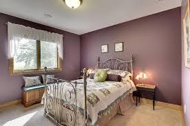 craftsman guest bedroom with flush light carpet in hugo mn