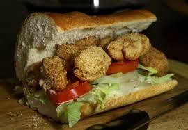 cuisine alligator the 99 cent chef fried alligator po boy sandwich