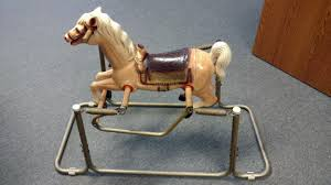 Radio Flyer Spring Horse Liberty Vintage Rocking Horse Springs For Sale Classifieds