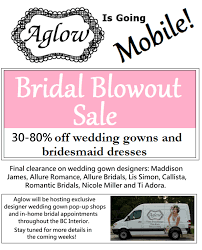 aglow bridal lounge