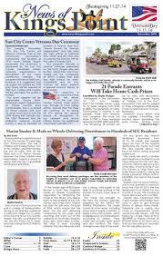 by priya captions 8 nov 2014 news of kings point november 2014 by nokp media issuu