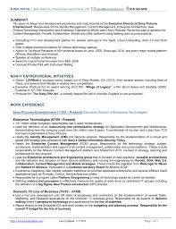 Cloud Computing Experience Resume 100 Portal Architect Resume Download Information Technology