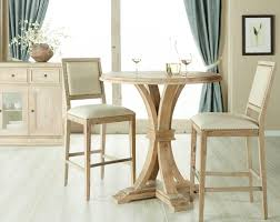 dining room sets bar height devon round bar height dining table