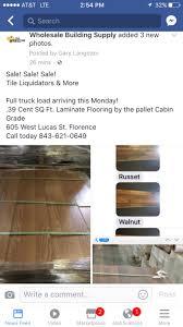 Very Cheap Laminate Flooring Discounted Laminate Flooring 39 Cent In Florence Letgo