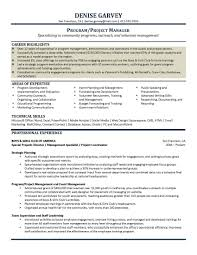 assistant manager sample resume cover letter sample resumes retail