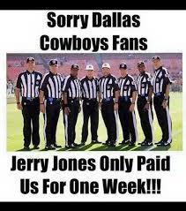 Nfl Bandwagon Memes - jerry jones pays nfl refs meme sports unbiased